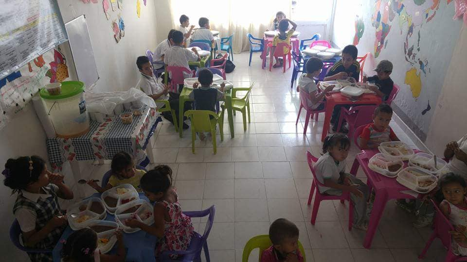המסעדה הקטנה של הילדים
