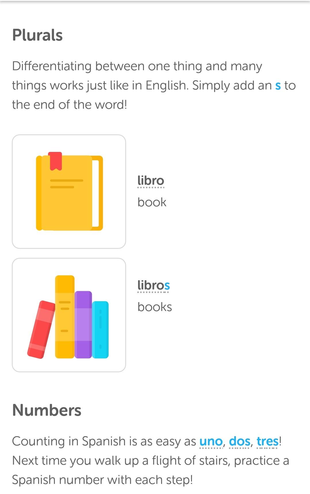Duolingo tips