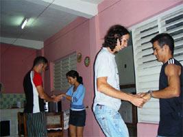 סלסה, טרינידד, קובה