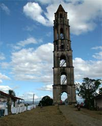 מגדל שמירה, טרינידד, קובה