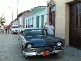 אוטו קלאסי, טרינידד, קובה