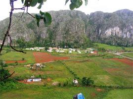 העמק, וינאלס, קובה