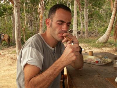 עישון סיגר , וינאלס, קובה